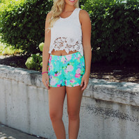 Sweetest Thing Crop Top