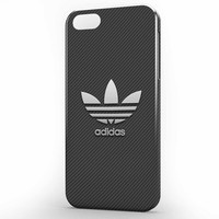 Adidas Logo Silver iPhone 5 | 5s Case, 3d printed IPhone case