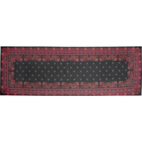 Givenchy - Rectangle scarf 70cm x 200cm in paisley-print