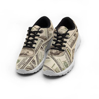 Dollar is all I need shoes