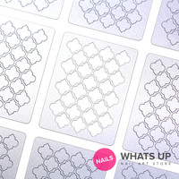 Moroccan Stencils | Whats Up Nails