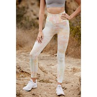 Free People Prisma Tie Dye Leggings