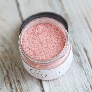Rose and Buttermilk Face Mask - Rose Clay Mask