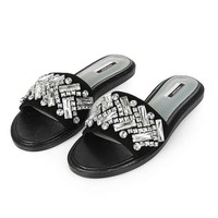 Limited Edition PINE Sliders - Shoes