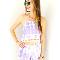 Lost In Love Top- Purple {Boutique Collection}
