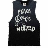 PEACE ON THE WORLD - Sale - WOMENS