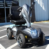 Cobra GT4 Heavy Duty Scooter COBRAGT4 - Drive Medical 4-Wheel Full Size Scooters   TopMobility.com