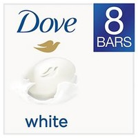 Dove White Beauty Bar - 4oz/8ct : Target