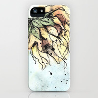 Sunny Flower iPhone Case by Studio 502 | Society6