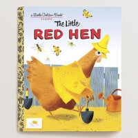 The Little Red Hen, a Little Golden Book - World Market