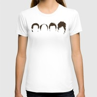 Seinfeld Hair T-shirt by Bill Pyle
