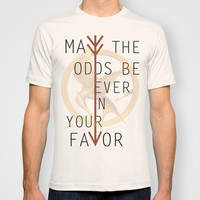 The Hunger Games Poster 02 T-shirt by Misery