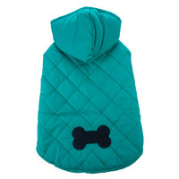 Top Paw™ Hooded Quilted Coat