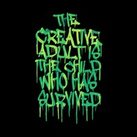Graffiti Tag Typography! The Creative Adult | Badbugs's Artist Shop