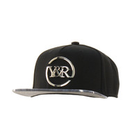 Young & Reckless Men's Trademark Loop Waves Snap Back Hat