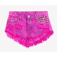 Barbie Alexx Studded Babe Shorts - Limited
