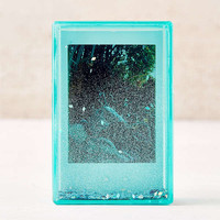 Mini Instax Green Glitter Picture Frame | Urban Outfitters