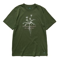 Beneath Tee in Sage