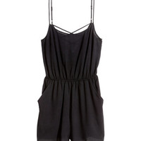 H&M Jumpsuit with Short Legs $17.99