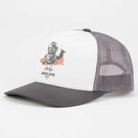 Rip Curl Mixed Pack Mens Trucker Hat White One Size For Men 26811015001