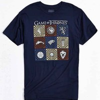 Game Of Thrones House Crest Tee