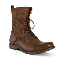 J75 by Jump Deploy Combat Boots in Tan 66305M-365:
