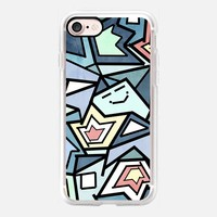 Just After The Party iPhone 7 Case by Barruf | Casetify