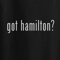 Founding father Got Hamilton President Broadway Lin-Manuel Miranda Tee T-Shirt
