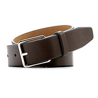 Cole Haan Vegetable-Tanned Leather Belt