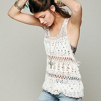 Free People  Dropped Armhole Tank at Free People Clothing Boutique