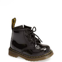 Girl's Dr. Martens 'Brooklee' Patent Leather