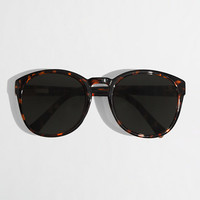 FACTORY ROUND FRAME SUNGLASSES