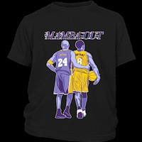 "Kobe Bryant ""Mamba Out"" Youth Shirt"