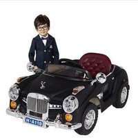 Free shipping children's electric car,kids electric ride on car remote