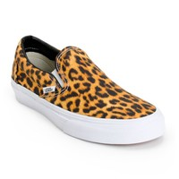 Vans Digi Leopard Slip On Shoes