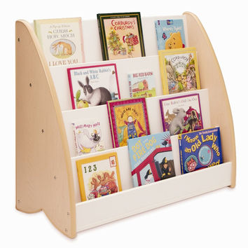 Whitney Brothers NewWave Book Display WB4436