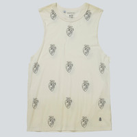 Hearts All-Over Tank Top