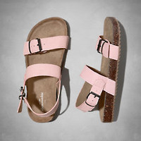 classic molded sandals