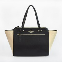 """Kate Spade"" Simple Fashion Multicolor Single Shoulder Messenger Bag Women Casual Handbag Wing Bag"