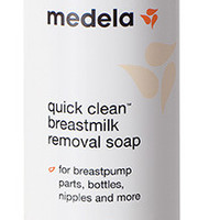 Quick Clean Breastmilk Removal Soap