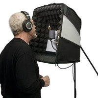 The Porta-Booth Pro - Your Recording Studio At Home and on the Road