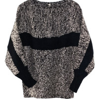 Batwing Sleeve Pullover