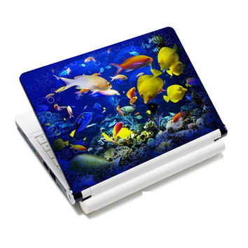 laptop skin decal trackpad vinyl stickers notebook cover in 7'' 8'' 9'' 10'' 10.1'' for HP DELL ACER ASUS NEK10-2038