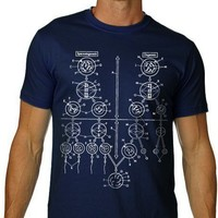 Sex Science Tshirt Graphic Tee MENS Shirt by nonfictiontees