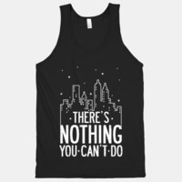 NYC - There's Nothing You Can't Do (Dark)
