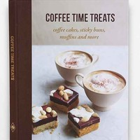 Coffee Time Treats: Coffee Cakes, Sticky Buns, Muffins And More By Ryland Peters & Small- Assorted One