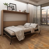 Horizontal Urban Murphy Bed | Horizontal Murphy Bed Kit