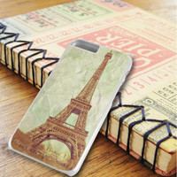 Hipster Vintage Eiffel iPhone 6 Plus | iPhone 6S Plus Case