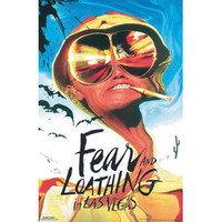 Fear And Loathing In Las Vegas Domestic Poster
