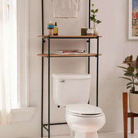 Dorset Bathroom Storage Shelf | Urban Outfitters